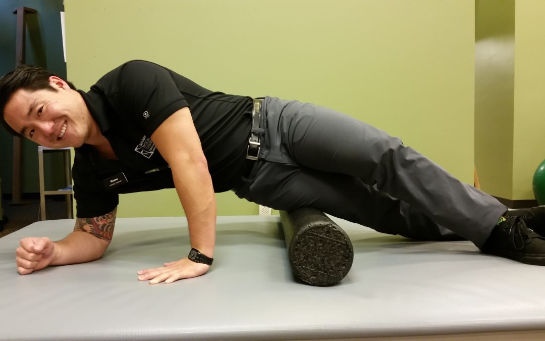 Foam Rolling 101 – From the Future