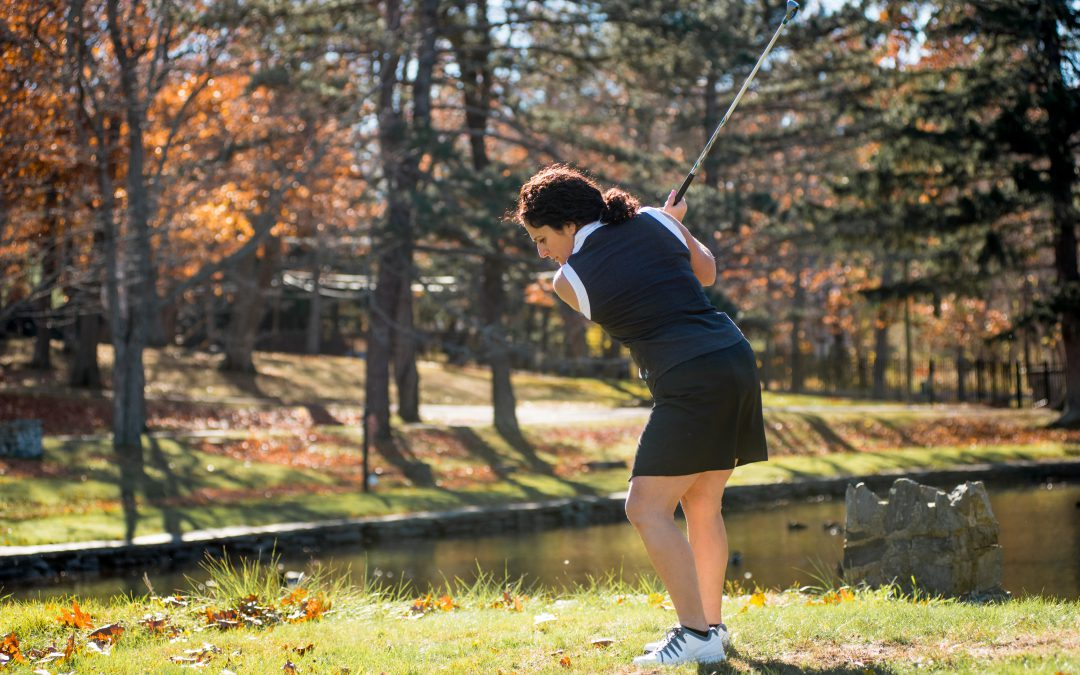 Golfer's Elbow is in season