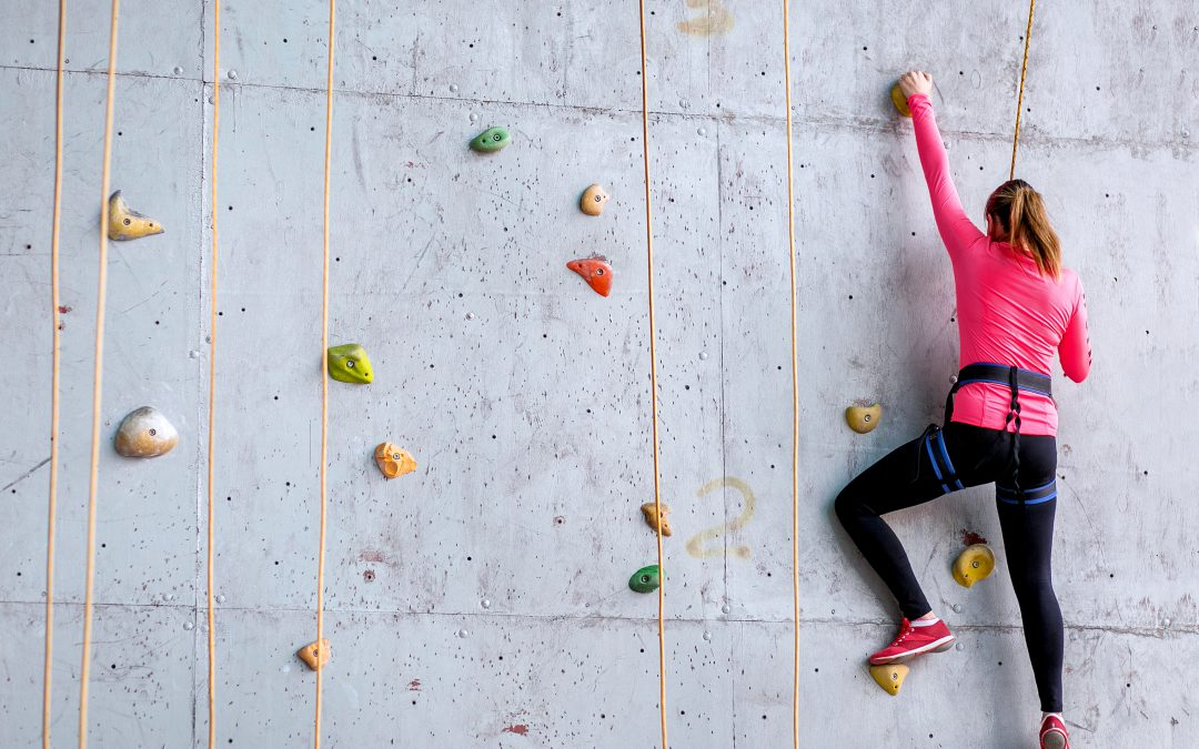 Is climbing ruining your posture?
