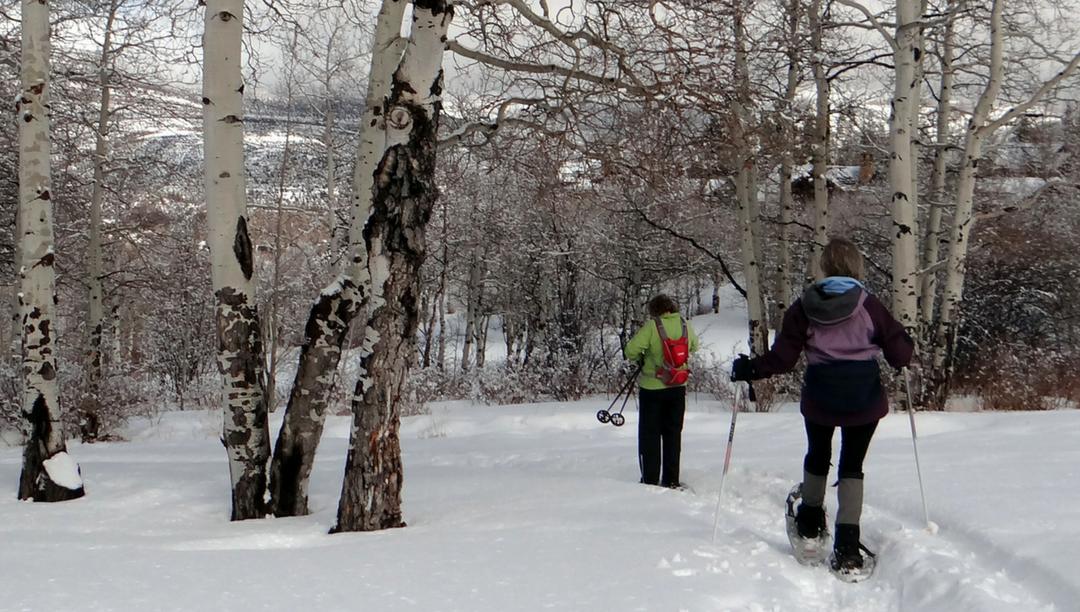 Top 10 Snowshoeing Spots