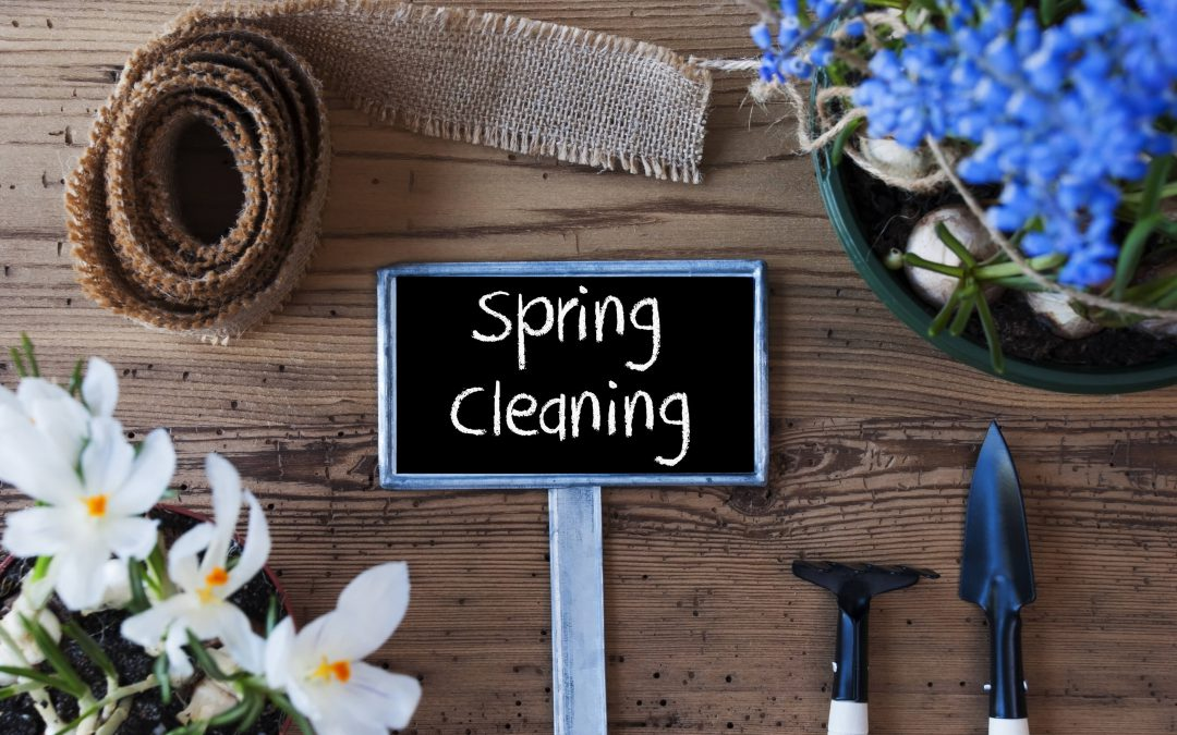 5 Spring Cleaning Must-Dos