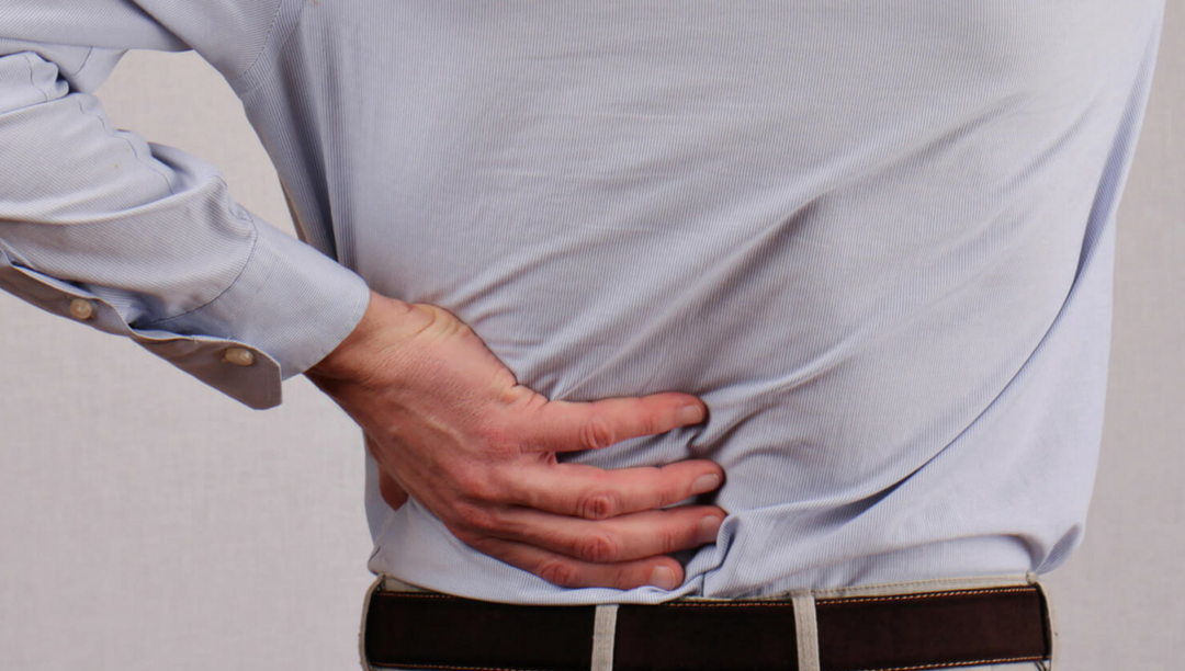 Chronic Low Back Pain: Is It All In Your Head?