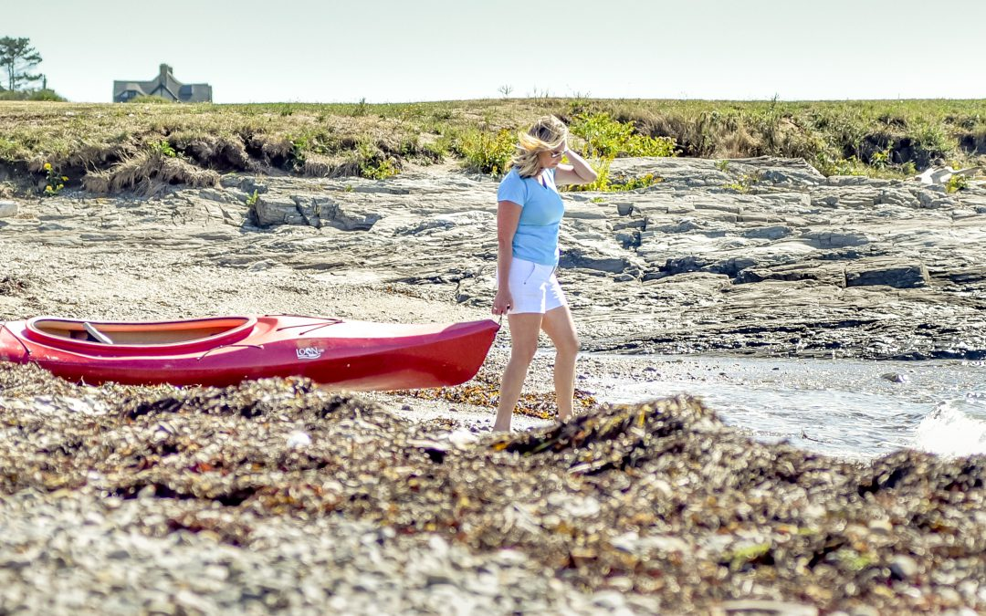 Summertime in Maine: Paddlecraft launch sites