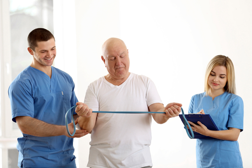 What kinds of physical therapy are there in Portland, ME