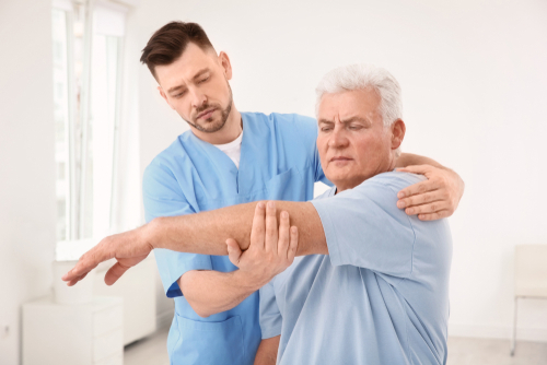 Rotator cuff treatment in Dexter, ME
