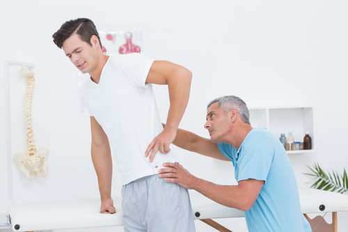 Back pain treatment in South Portland, ME