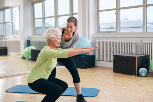 Women's Health Physical Therapy