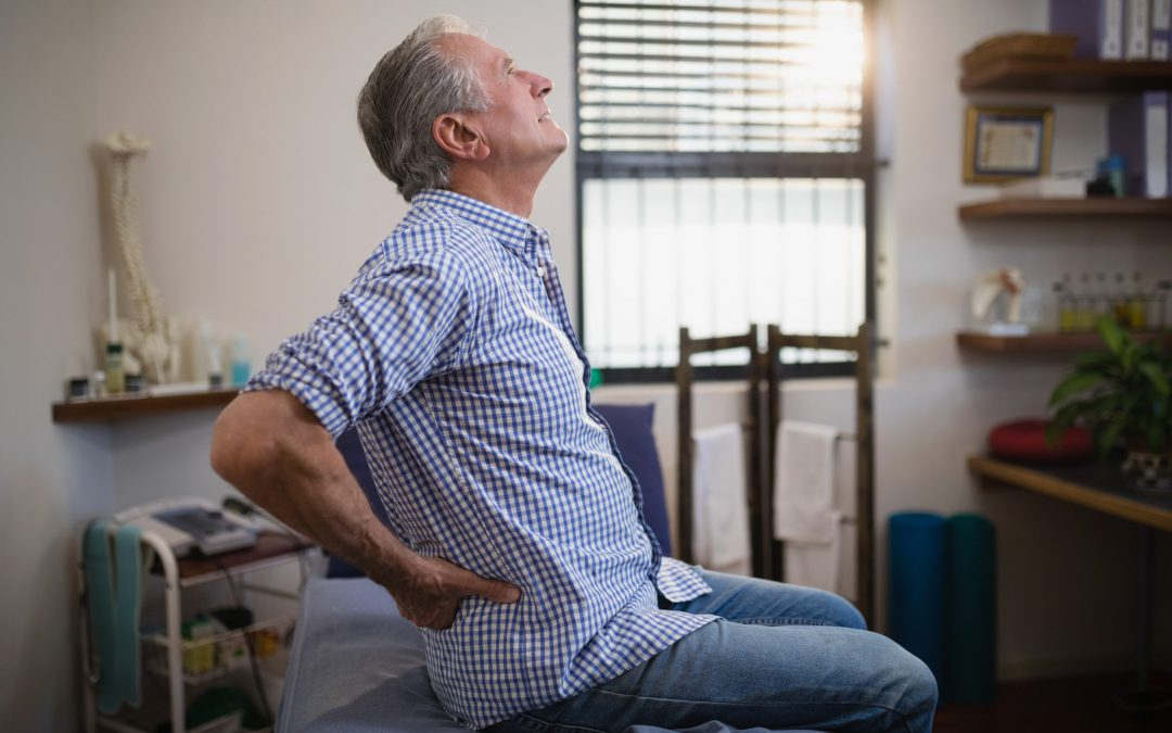 Arthritis in the hip — three symptoms to watch out for