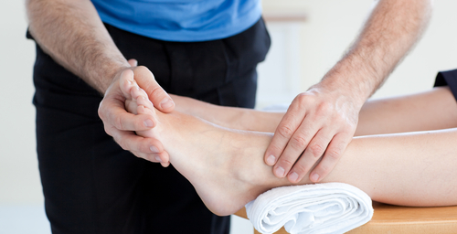 Physical therapy for sprained ankle treatment — here's how it helps
