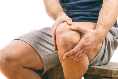 Have stiff knee pain when bending your knee? Here's why