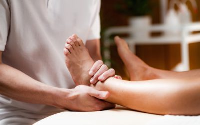 What to expect from physical therapy after ankle surgery
