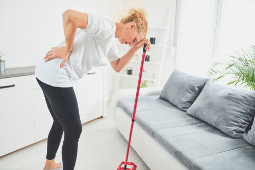 What to do about sudden sharp pain in the hip that comes and goes
