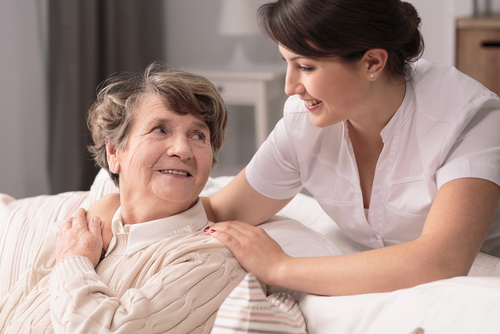 Treating aches and pains with home health physical therapy when you can't go out
