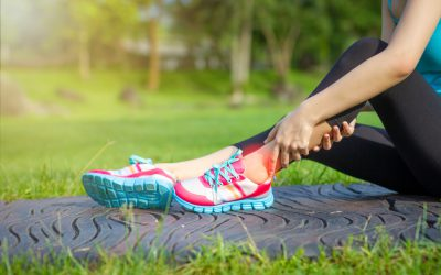 Ankle pain causes every runner should watch out for