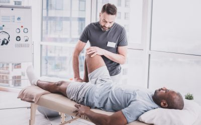 What can reduce your time in physical therapy after knee surgery?