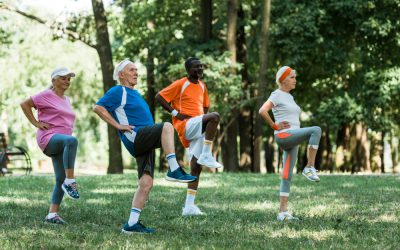 Three physical therapy methods used for hip arthritis treatment