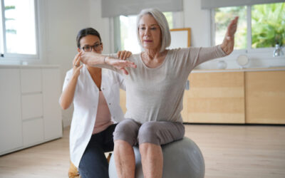 Three ways a physical therapist can treat your balance issues
